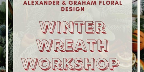 Winter Wreath Making at Cottiers, Glasgow tickets