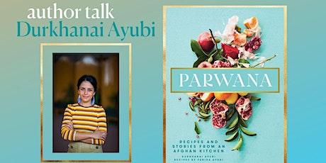 Parwana Author Talk - Aldinga Library tickets