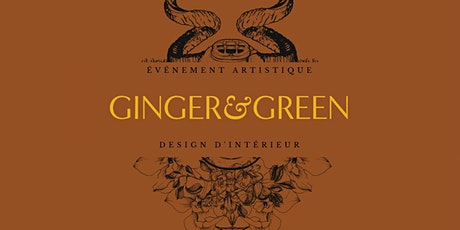 Ginger & Green  Art and Interiors Exhibition tickets