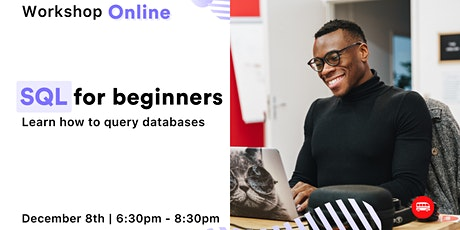 [Free Workshop] SQL For Beginners tickets