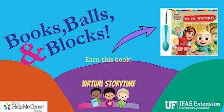 HMG Brevard Virtual Storytime tickets