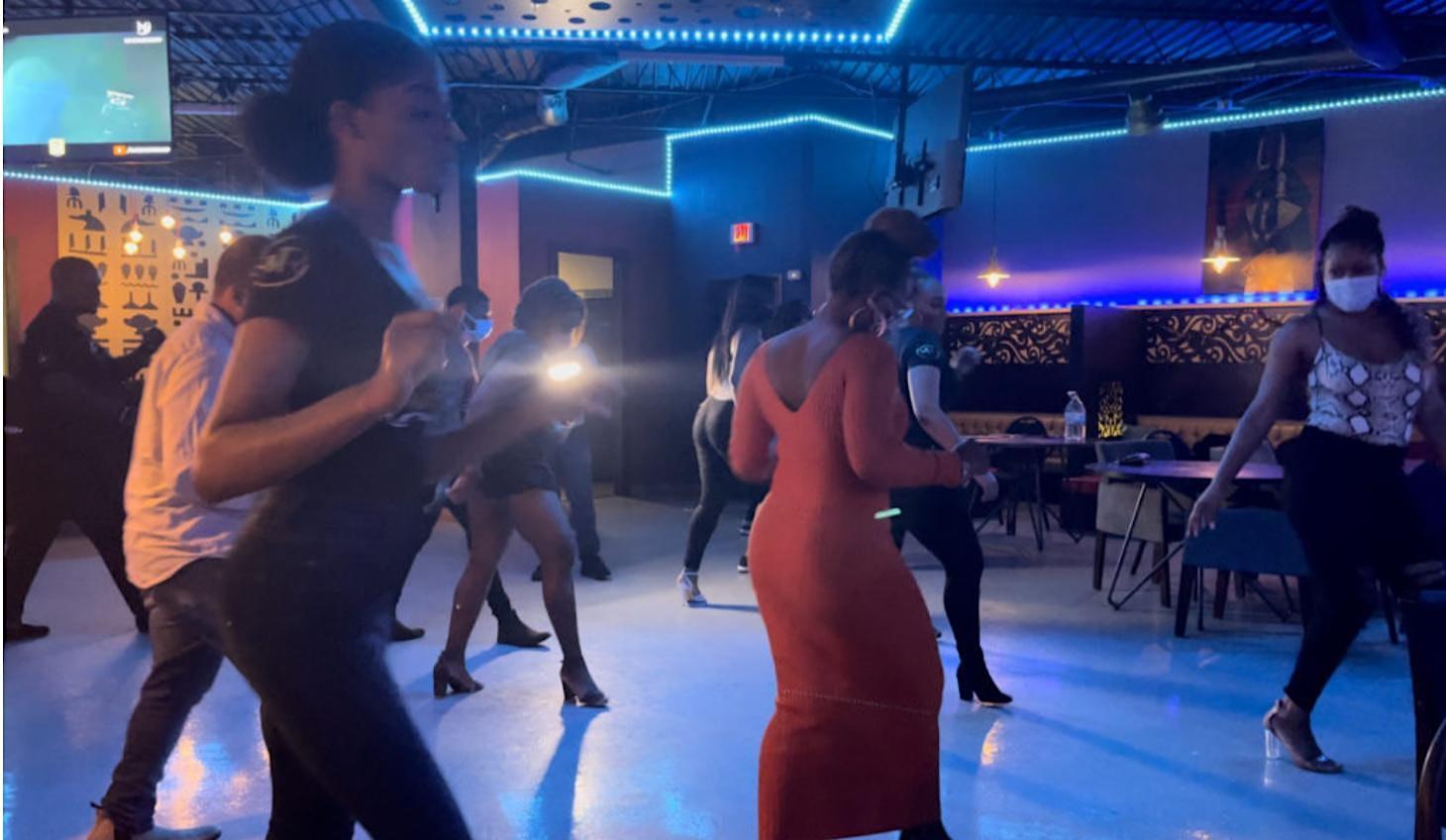 FREE Men Konpa Footwork Dance Workshop ( MIAMI )