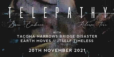 Telepathy Album Launch at the Black Heart w/ TNBD tickets
