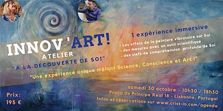 INNOV'ART - Atelier tickets