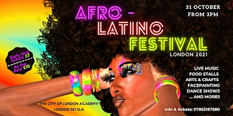 Afro Latin Festival - 2nd edition tickets