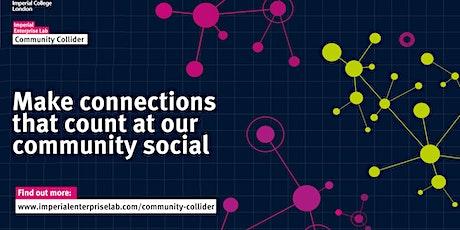 Community Collider October tickets