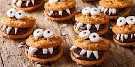 Halloween Baking: A-mazing Monster Cookies tickets
