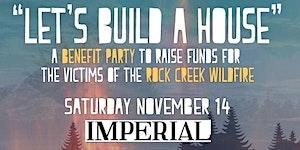 """Ponderosa Festival presents """"Let's Build A House"""""""