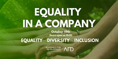 Equality In A Company tickets