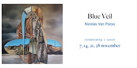 Nicolas Van Parys | Blue Veil • rondleiding tickets