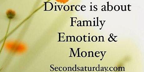 NOCO Second Saturday  Divorce Workshop tickets
