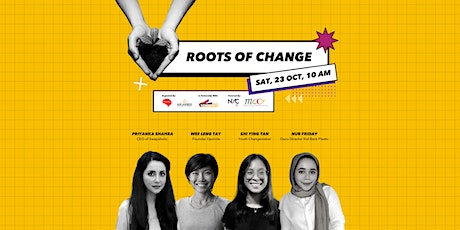 Somerset Dialogue: Roots of Change tickets