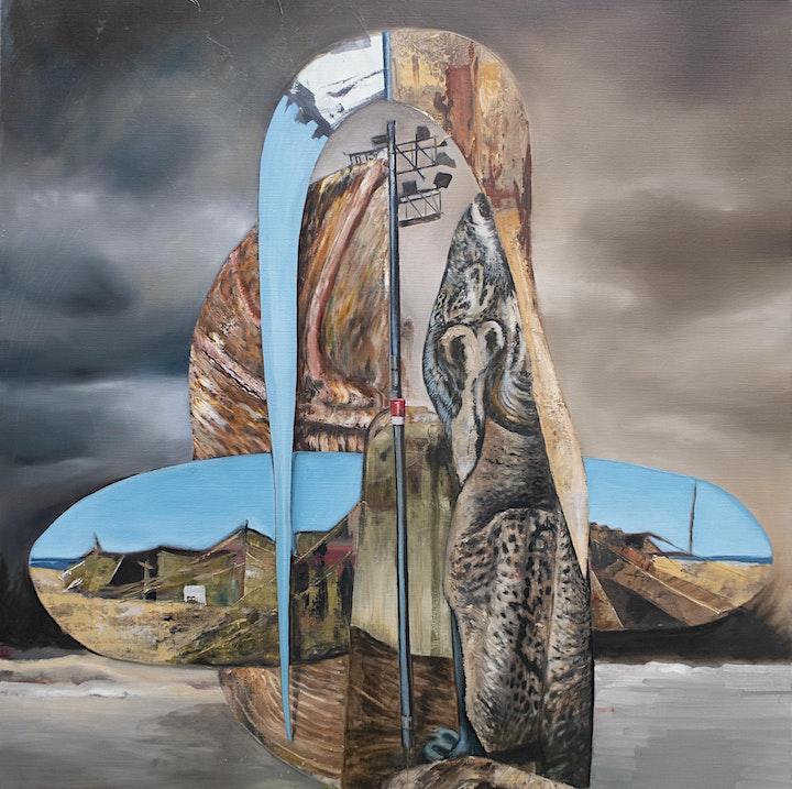 Nicolas Van Parys   Blue Veil • rondleiding image