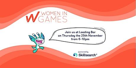 Women in Games Brighton Networking Event tickets