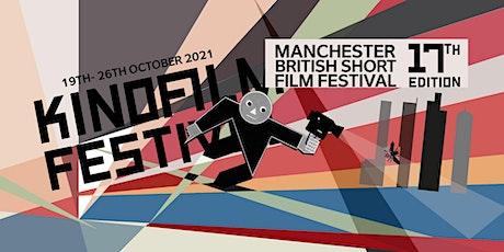 Kinofilm 17th Edition: British Shorts Festival - FULL FESTIVAL PASSES tickets