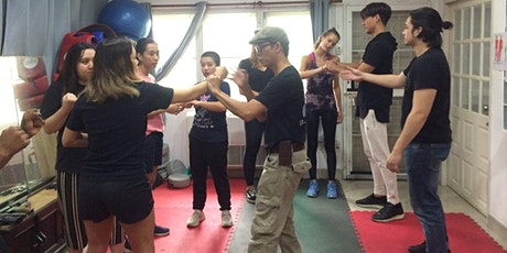 Free Trial class for self defense tickets