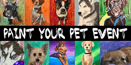 Paint your Pet @ Field Brewery tickets
