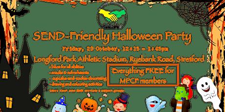 SEND-Friendly Halloween Party tickets