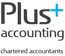 Plus Accounting, Chartered Accountants logo