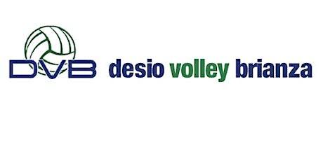 SERIE C MASCHILE – NAPOCOLOR DVB – R&S VOLLEY biglietti