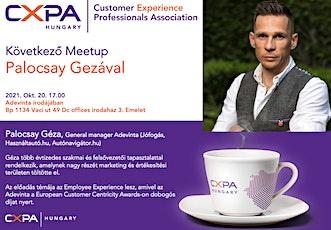 Meetup Palocsay Gézával tickets