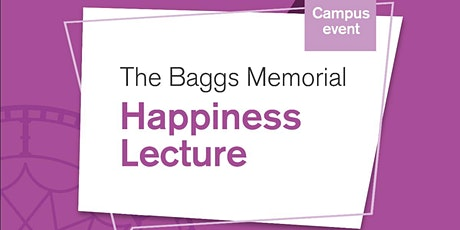 The Baggs Memorial Happiness Lecture with Charles Hazlewood tickets
