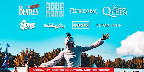 Outdoor Tribute Festival comes to Southport! tickets
