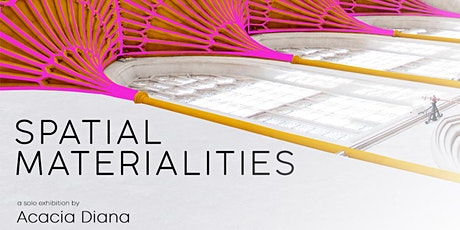 Spatial Materialities Photo Exhibition tickets