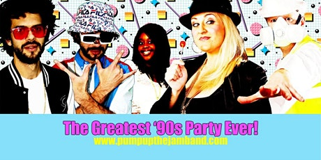 New Years Eve Ultimate 90's Party tickets