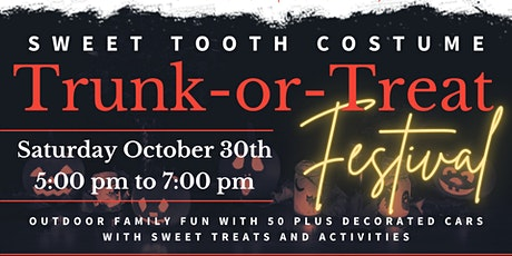 Trunk or Treat Festival tickets