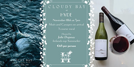 Hyde Bar Cloudy Bay Tasting Evening tickets