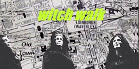 Exploring Witchcraft in Edinburgh: A Walk and Talk tickets