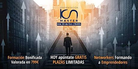 Máster avanzado de Networking y Emprendimiento Digital 20 Oct entradas