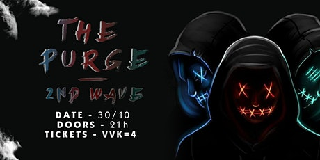 The Purge: Second Wave tickets
