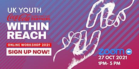 Within Reach Online Workshop 2021 Tickets