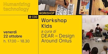 Workshop kids tickets