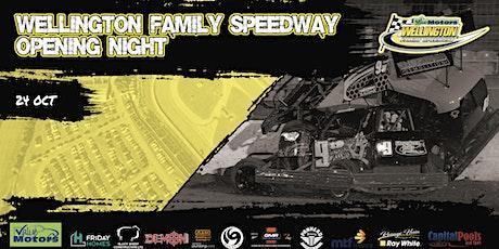 Wellington Speedway Opening Night 21/22 tickets
