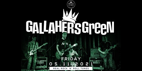 Gallahers Green - Supporting The Cuz tickets