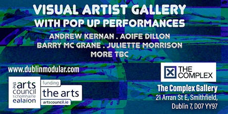 POP UP electronics Gathering and Gallery tickets