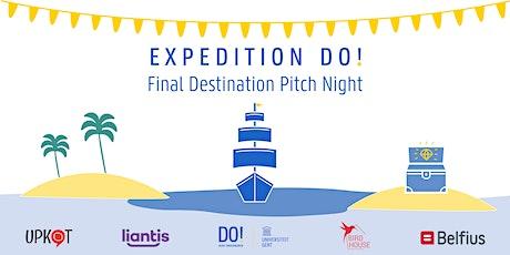 Expedition DO! 2021 Final Destination Pitch Night billets