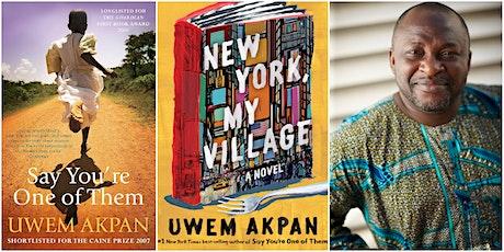 An Evening with Uwem Akpan tickets