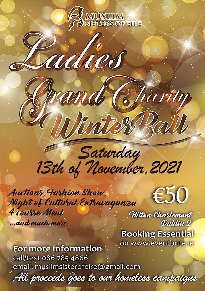 Ladies Grand Winter Charity Ball image