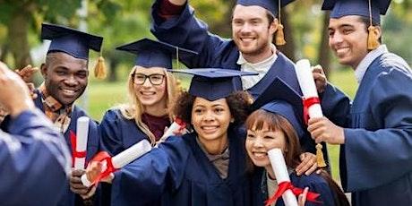 UFT Virtual  College & Career Fair - High School Registration tickets