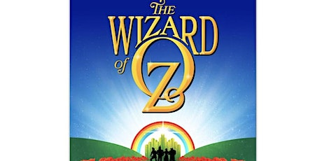 """Junior Players Theater Presents """" The Wizard of OZ"""" tickets"""