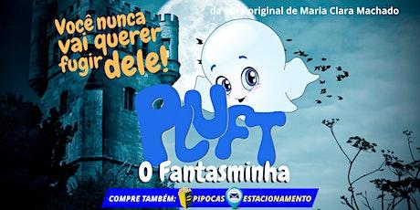 Pluft - O Fantasminha, clássico de Maria Clara Machado, no Teatro BTC ingressos