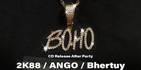BOHO Music Night tickets