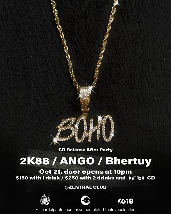 BOHO Music Night image