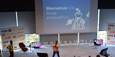 Soirée Dimanche - Techstars Startup Weekend Saint-Lô 2021 billets