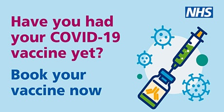 Book your COVID-19 Vaccination at Burton College - 18+ Students tickets
