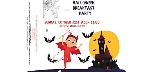 Halloween Breakfast Costume Party tickets